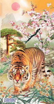 con hổ 60x100
